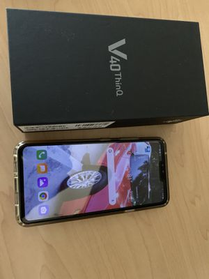 LG v40 thinQ for Sale in Port St. Lucie, FL