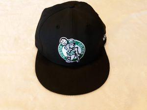 Throwback Boston Celtics 59 Fifty Fifty Fitted Hat Size 7 We Ship!! for Sale in Chandler, AZ