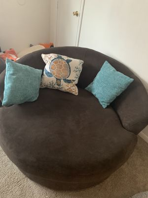 Chair & couch for Sale in Norfolk, VA