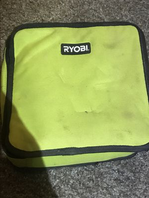 RYOBI 5.5 Amp Corded 3/8 in. Variable Speed Compact Drill/Driver with Bag for Sale in Indio, CA