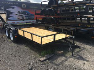 6X16 UTILITY TRAILER for Sale in Land O' Lakes, FL