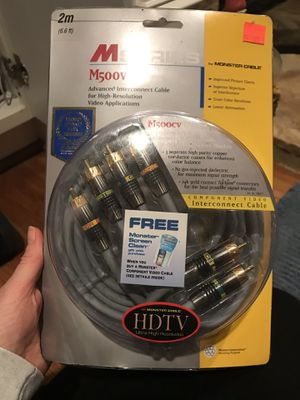6.6 foot M series advanced interconnect cable for high resolution video applications for Sale in Raleigh, NC