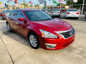 2015 NISSAN ALTIMA CLEAN TITLE LOW DOWN for Sale in Houston, TX