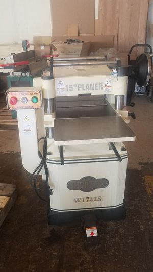 "Shopfox 15"" Planer SPIRALHEAD for Sale in Owensville, MO"