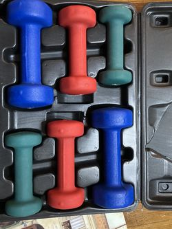 Neoprene Weights 2/3/5# for Sale in Merrick,  NY