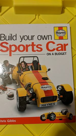 Build Your Own Sports Car : On a Budget by Gibbs, Chris for Sale in Visalia, CA