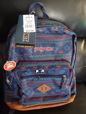 Jansport backpack for Sale in Romeoville, IL