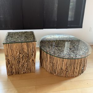 Wood Coffee and Accent Table for Sale in Washington, DC