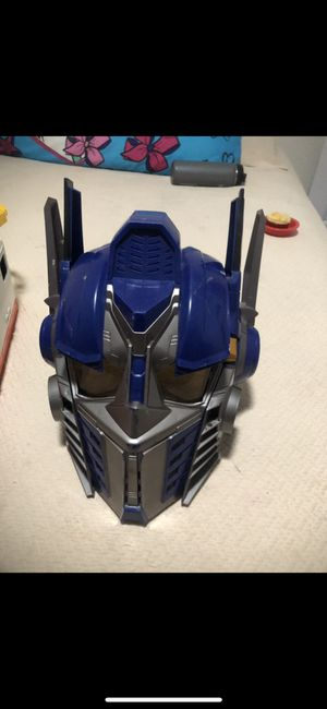Voice changing mask for Sale in Fort McDowell, AZ