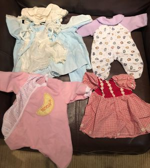 Cabbage Patch Kids Doll clothes for Sale in Woodbridge, VA