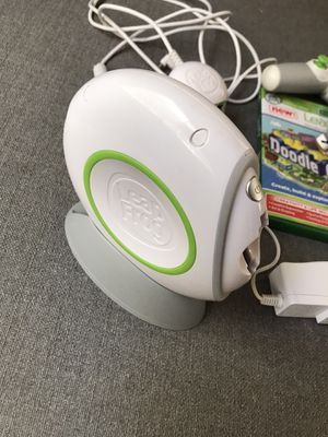 LeapFrog LeapTV with games for Sale in Bedford, TX