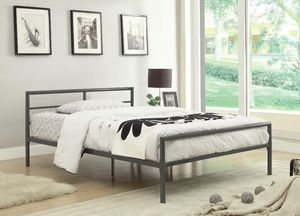 Nedra platform bed by Harriet Bee for Sale in Des Moines, IA