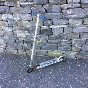 Folding razor scooter for Sale in Concord, MA