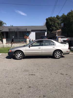 1995 Honda Accord - Smogged, Runs Good! - for Sale in West Covina, CA