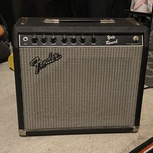 Fender Yale Reverb Amp (1983-1985) for Sale in Sunol, CA