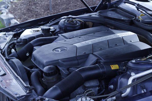 2002 Mercedes Benz s430