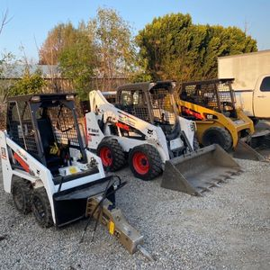 Bobcats Dump Trailers Breakers Grapple Buckets for Sale in Chino, CA