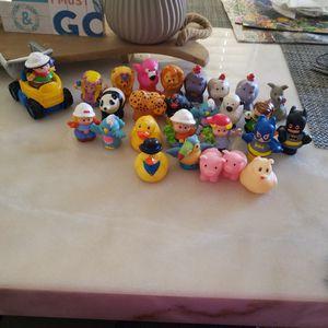 Little Poeple Baby/ Toddler Toys for Sale in Henderson, NV