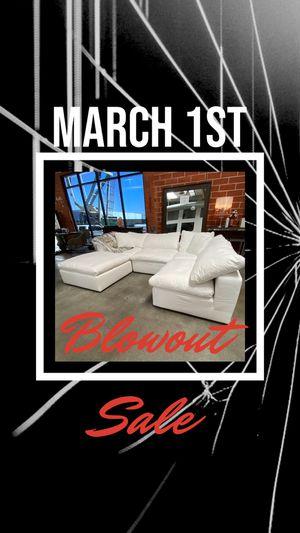 Belgium Slope - Cloud Sofas & More - Warehouse Sale for Sale in Gardena, CA