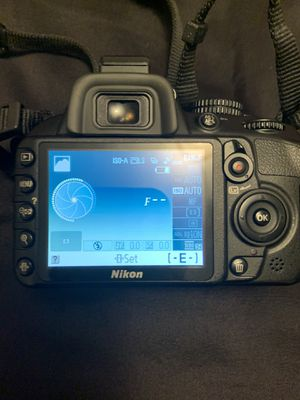 Nikon D3100 for Sale in Charlotte, NC