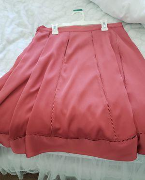 Pink skirt for Sale in Las Vegas, NV