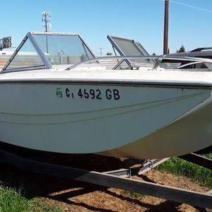 Boat With Trailer for Sale in Atwater, CA
