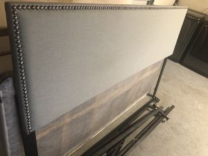 Upholstered King Headboard for Sale in Lodi, CA
