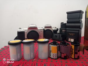 PENTAX ZX-60 & ZX-50 for Sale in McMinnville, OR