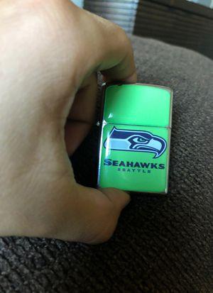 Seahawks zippo lighter for Sale in Kent, WA