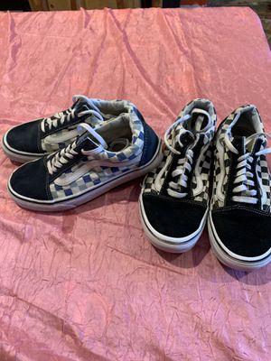 Vans shoes for Sale in El Paso, TX