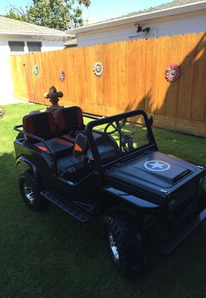 Go kart jeep for Sale in Salinas, CA
