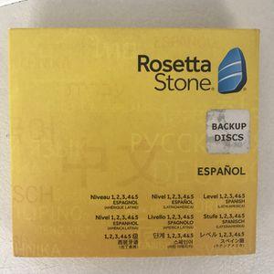 Rosetta Stone Spanish for Sale in West Palm Beach, FL
