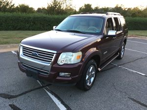 2006 Ford Explorer Limited AWD. Runs and shift smooth! for Sale in Sterling, VA