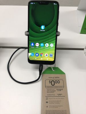 Moto g7 Supra for Sale in Fresno, CA