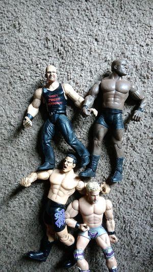 WWF wrestlers jaxxs for Sale in Hastings, NE