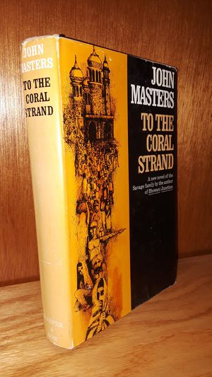 To the coral strand, by John Masters. for Sale in Los Angeles, CA