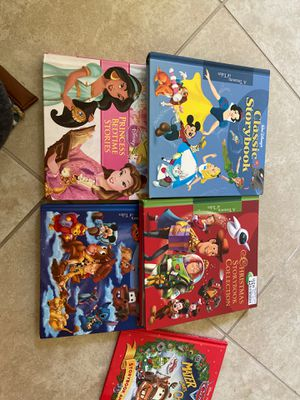 Disney nighttime stories for Sale in Homestead, FL