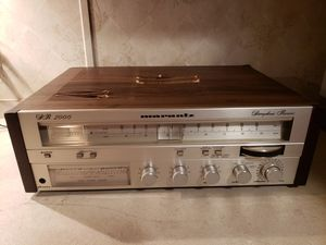 Vintage Marantz SR-2000 Receiver for Sale in Needville, TX