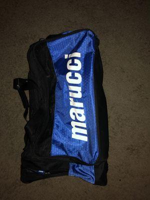 Marucci Team Duffle Bag Royal Blue for Sale in Winter Springs, FL