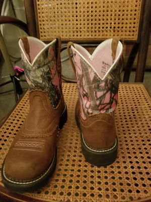Ariat boots for Sale in Rolla, MO
