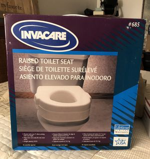 Raised Toilet Seat for Sale in Canastota, NY
