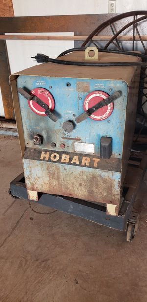 Electric Hobart arc welder for Sale in Blanchard, OK