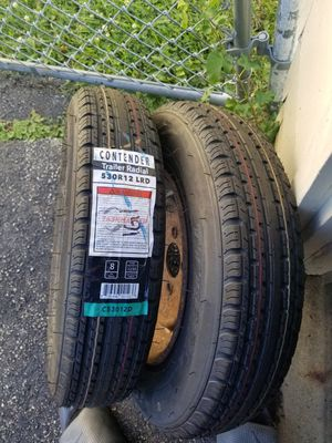 Brand new Trailer tires for Sale in Northlake, IL
