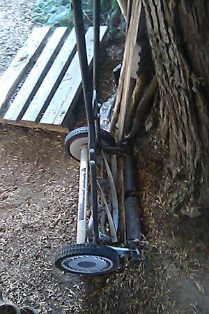 Push mower good condition works great for Sale in Salem, OR