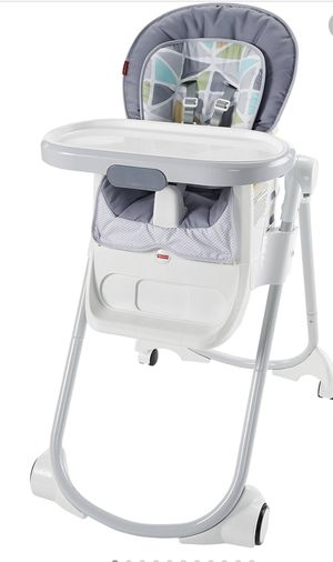 Fisher Price 4 in 1 high chair for Sale in DeFuniak Springs, FL