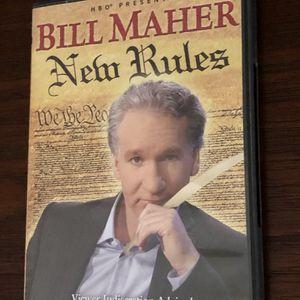 Bill Maher - New Rules (DVD, 2006) for Sale in Atlanta, GA