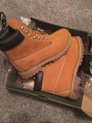Timberland Boots (Wheat Color) for Sale in Atlanta, GA