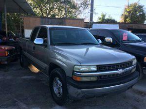 2001 Chevy Silverado for Sale in Tampa, FL