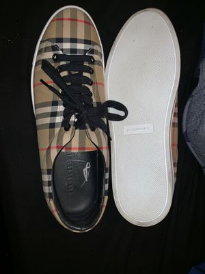 Burberry shoes for Sale in Houston, TX