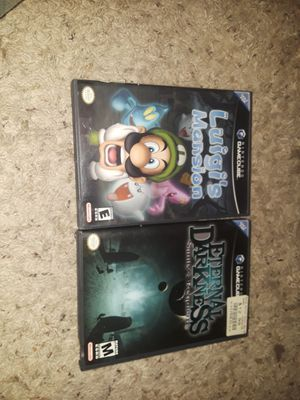 Gamecube games for Sale in San Antonio, TX